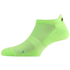 P.A.C. SP 1.0 Footie Active Short Socks Herr neon green
